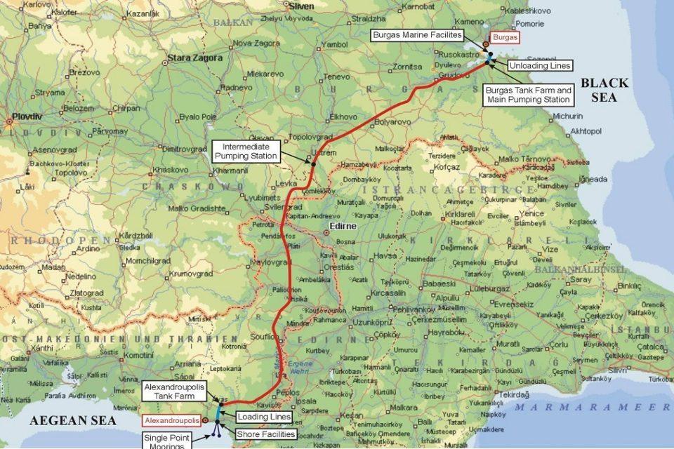 "Увеличават капитала на ""Проектна компания нефтопровод Бургас – Александруполис БГ"" със 120 хил. лв."