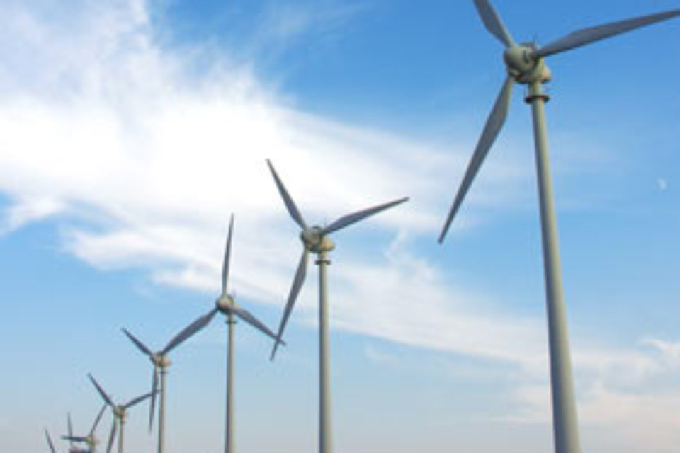 Siemens е спечелил търг за проект за използване на вятърна енергия в Турция