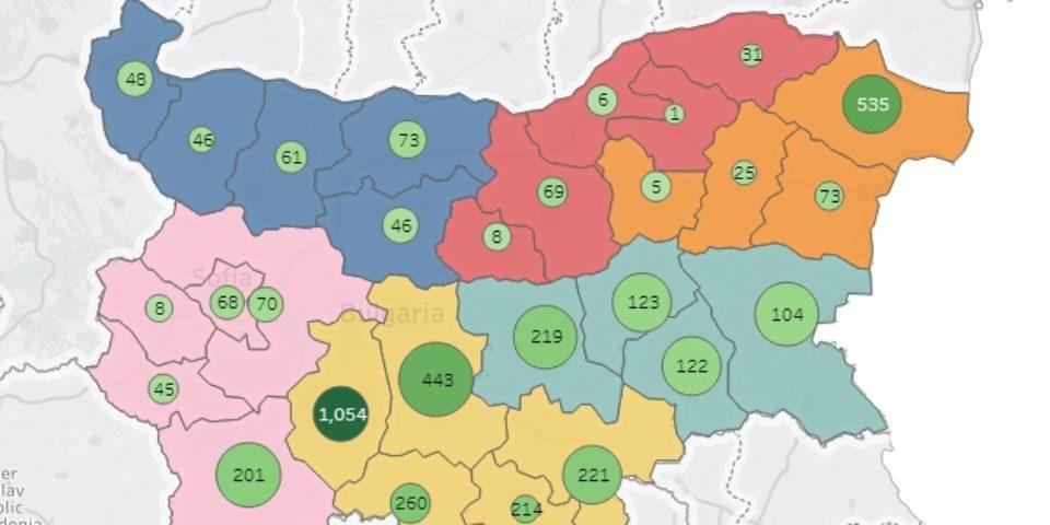 Пазарджик и Добрич са първенци по възобновяеми енергийни източници