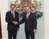Президентът Румен Радев и емирът на Катар Шейх Тамим бин Хамад Ал-Тани обсъдиха перспективите за насърчаване на двустранното инвестиционно сътрудничество