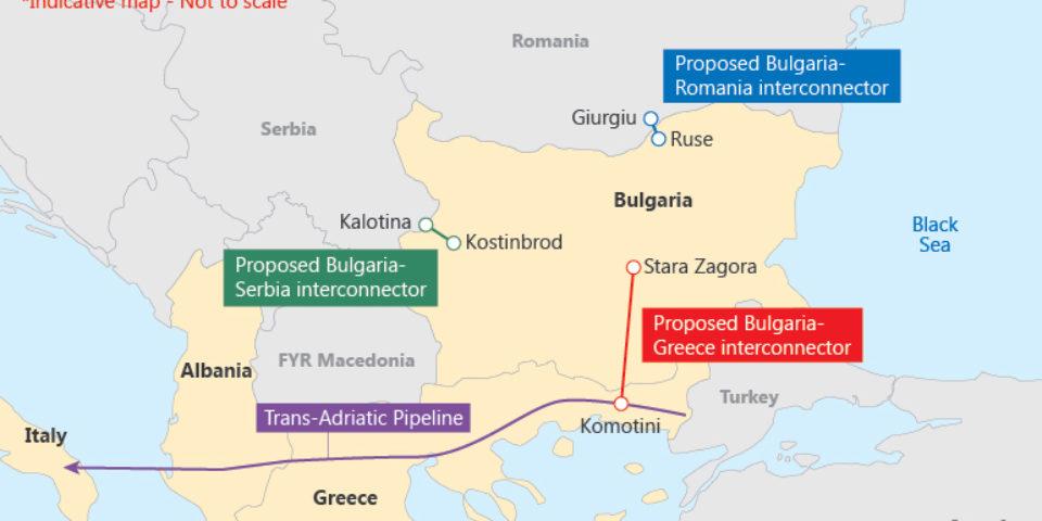Най-късно през май 2022 г. газова връзка България-Сърбия ще бъде въведена в експлоатация