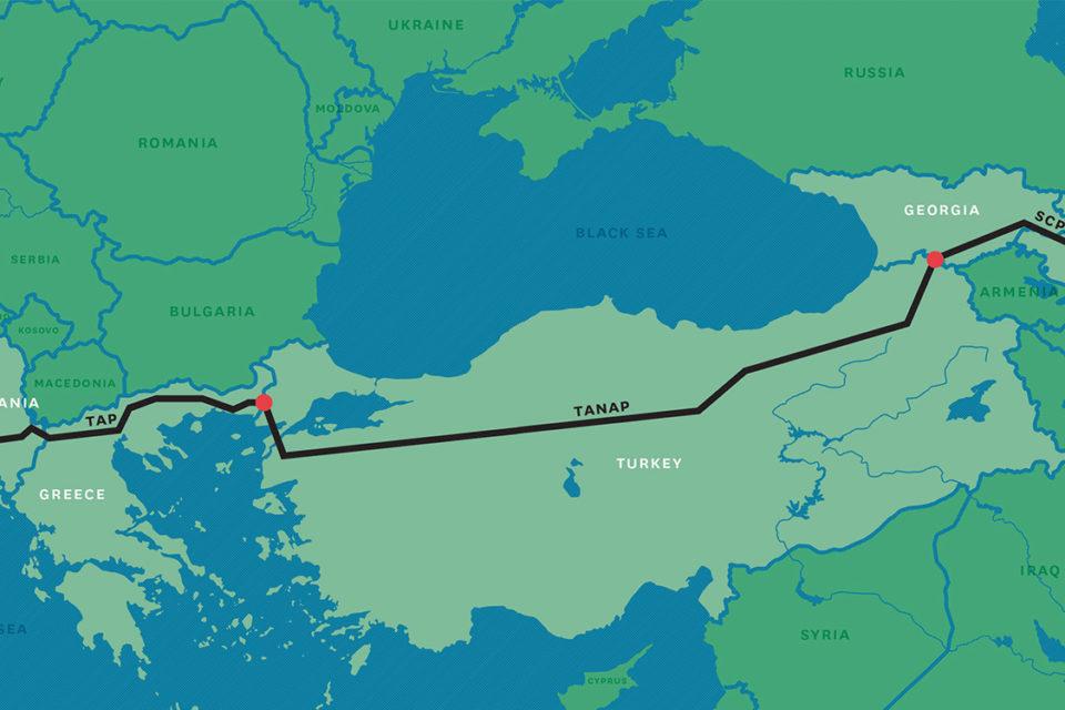 """Азербайджан откри официално """"Южен газов коридор"""""""