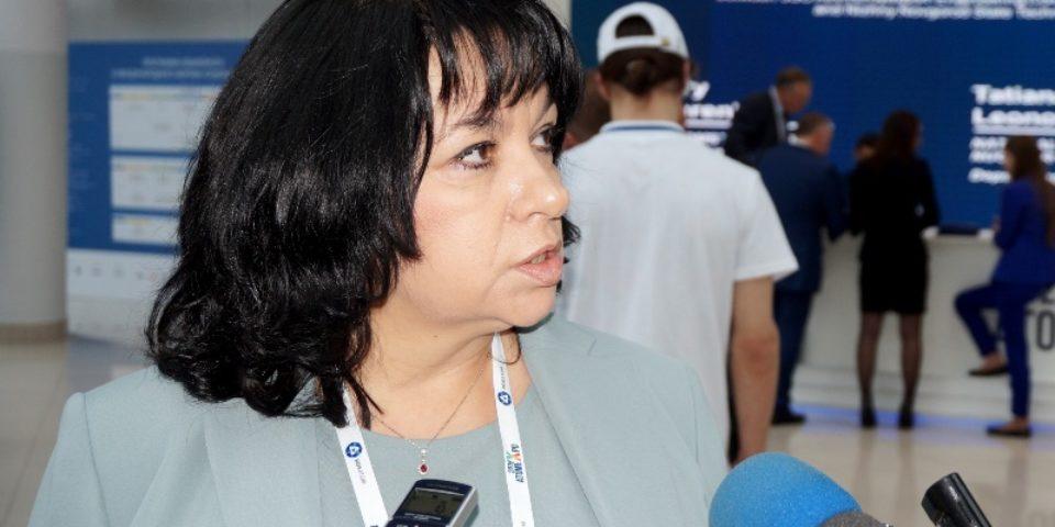 """Теменужка Петкова: Ако НС даде мандат, процедурата за избор на инвеститор за АЕЦ """"Белене"""" може да стартира до края на годината"""