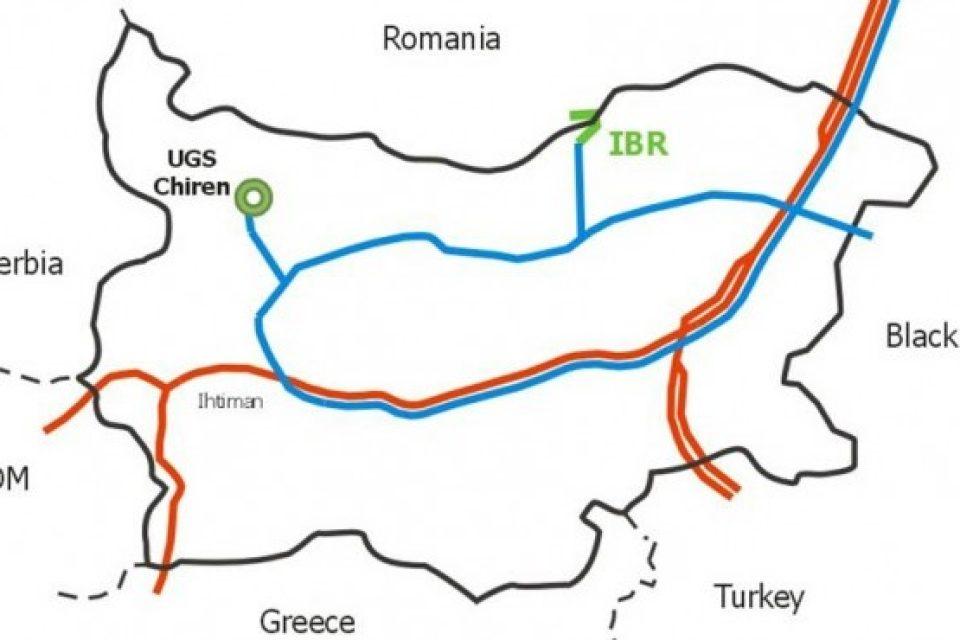 ЕК отпуска 27 млн. евро за модернизацията на българската газопреносна мрежа